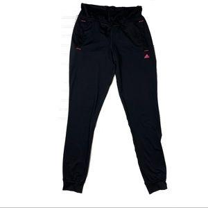 Adidas ClimaLite women's black workout pants